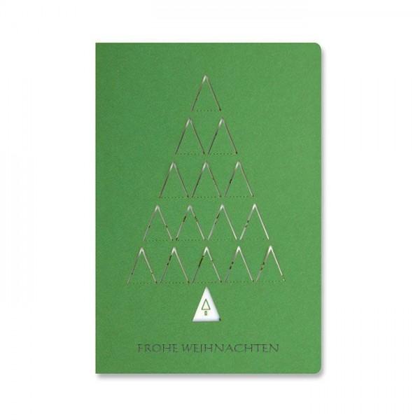 Designer Weihnachtskarte Nr. 236